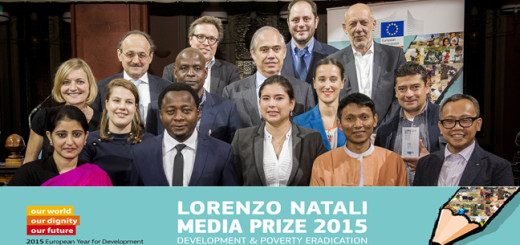 Winners of 21st edition of Lorenzo Natali Media  Awards.