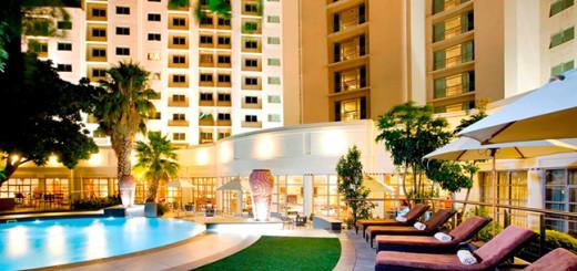 Southern Sun Ikoyi Hotel.