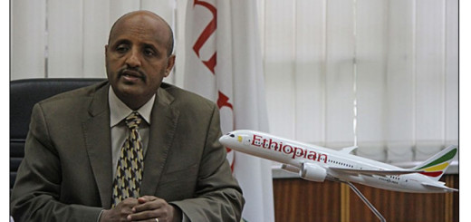 Tewolde GebreMariam, Group CEO of Ethiopian Airlines.