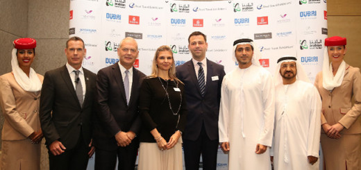 Emeriates Airlines at the just concluded Arabian Travel Market [ATM]