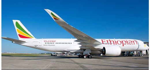 Ethiopian Airlines New Delivery