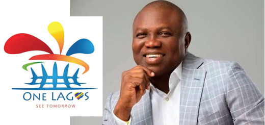 Akinwunmi Ambode, Governor of Lagos State, Nigeria.
