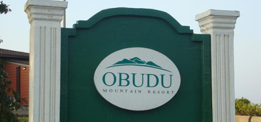 Obud Mountain Resort, Cross River State, Nigeria.