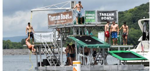 Tarzan Boats Jetty