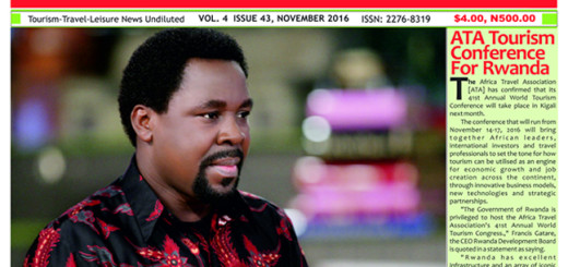 TB Joshua, Founder/General Overseer, Synagogue Church of All Nations [SCOAN] .