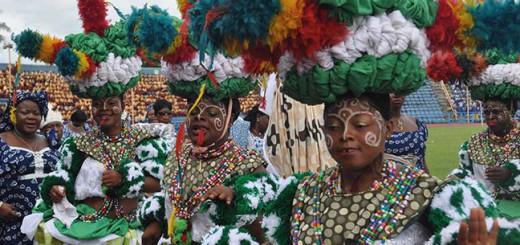 NAFEST 2016 in Uyo, Akwa Ibom State