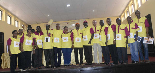 `Amala Fiesta'  Committee Members.