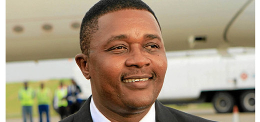 Walter Mzembi Minister of Tourism and Hospitality Industry of Zimbabwe