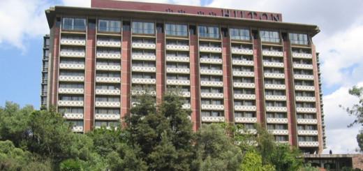 Hilton Addis Ababa, Ethiopia.