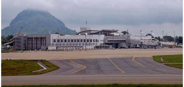 Nnamdi Azikiwe International Airport, Abuja.