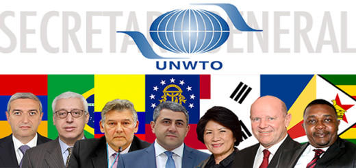 UNWTO Secretary General 2017 election candidates.